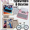 SBM75fg Typewriters & bicycles
