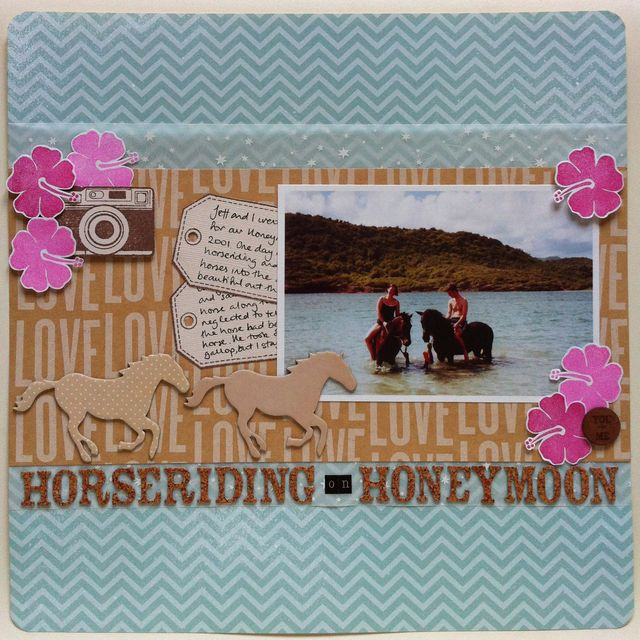 GSM Issue 3 - Horse riding on Honeymoon