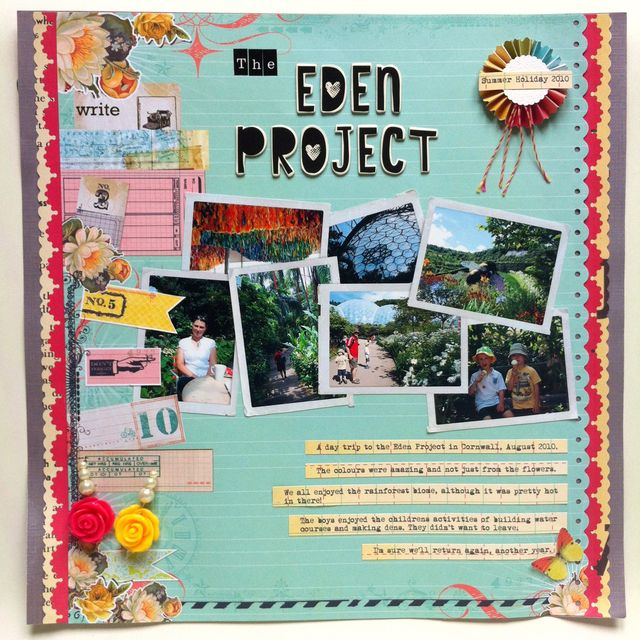 SBM56 The Eden Project