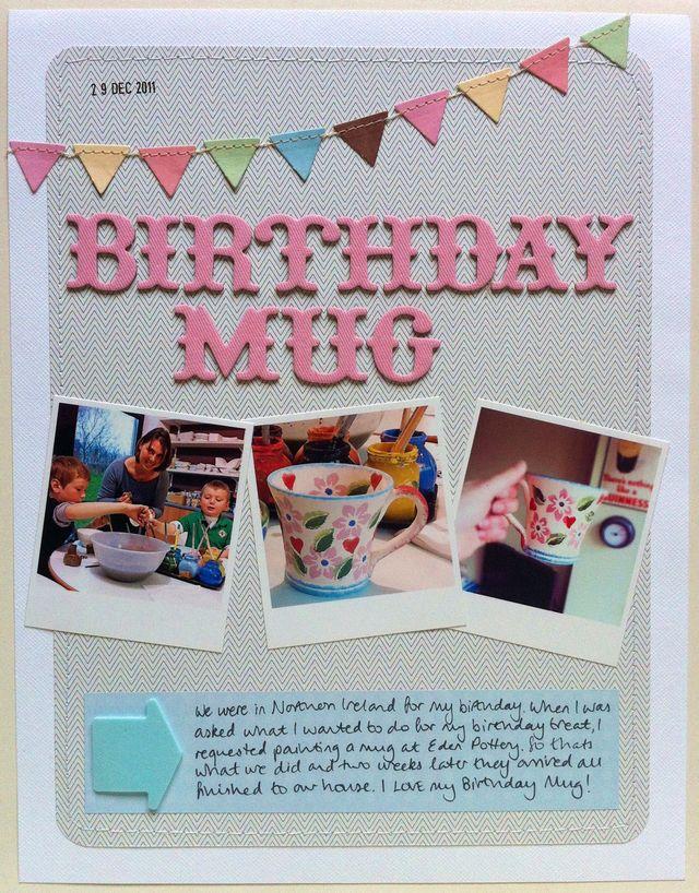 SBM63 Birthday Mug