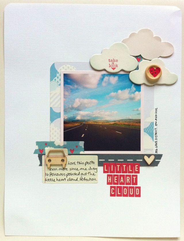 SBM68 Little heart cloud
