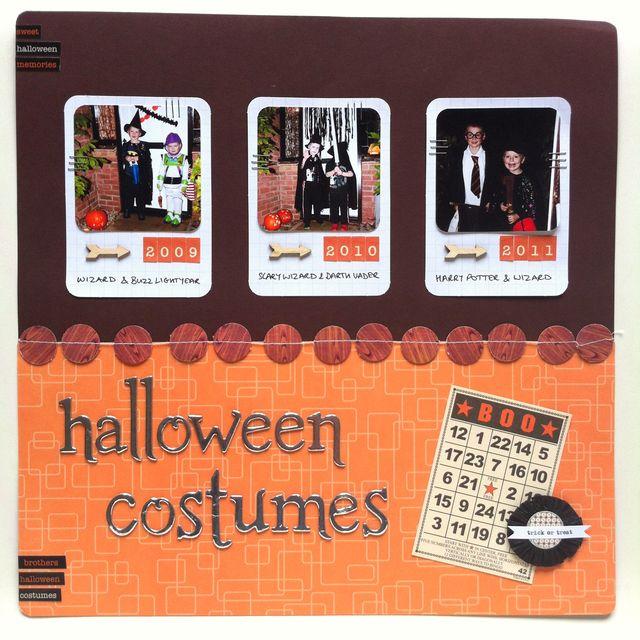 SBM68 Halloween Costumes