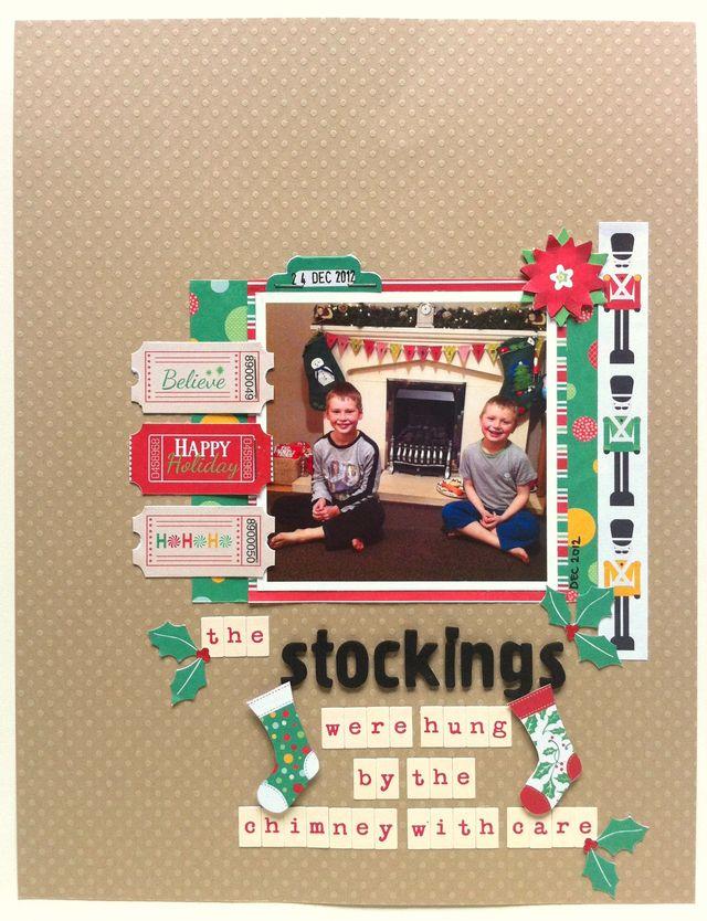 SBM76fg The Stockings