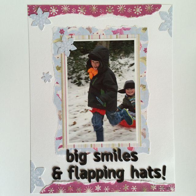 SBM77fg Big smiles and flapping hats