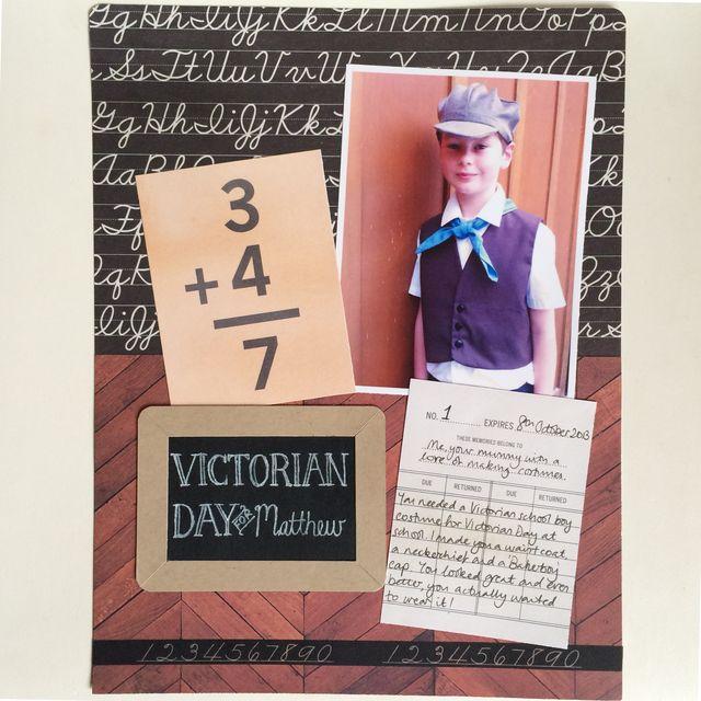 SBM78 Victorian Day Matthew
