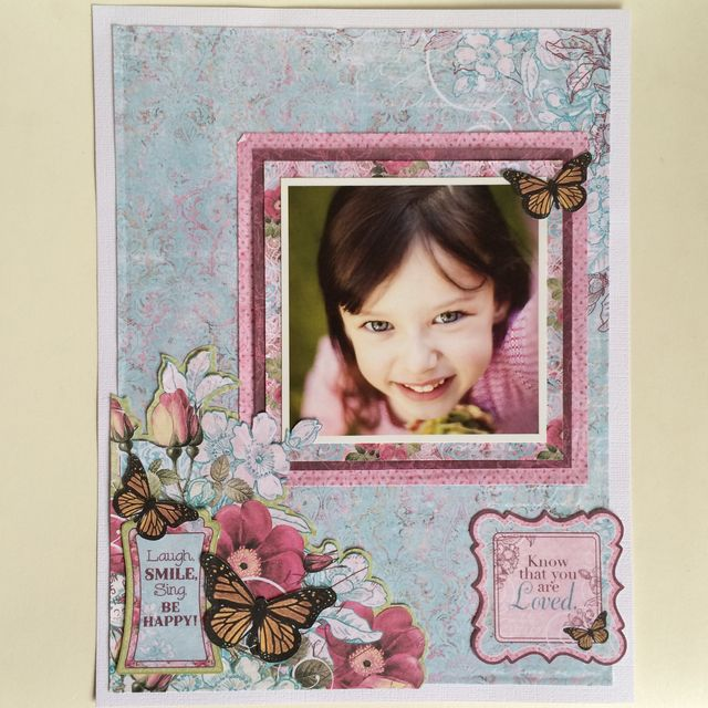 SBM78fg Loved - Front Cover Layout